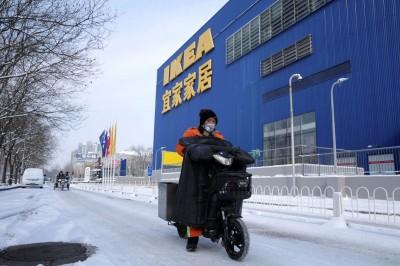 武漢肺炎》不怕肺炎?年初全關 IKEA中國14分店恢復營業