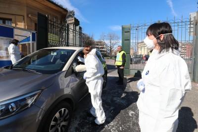 武漢肺炎》義國7375例確診366死  達疫情爆發以來單日最大漲幅