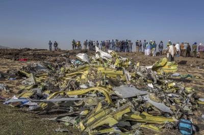 衣索比亞波音空難報告:2感測器失誤相差59度