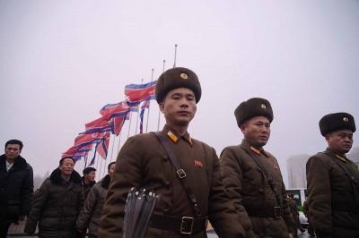 武漢肺炎》傳北韓180名邊境士兵染疫亡 3700名軍人隔離中