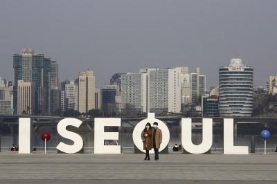 武漢肺炎》首爾25個行政區全部淪陷!一共156人感染