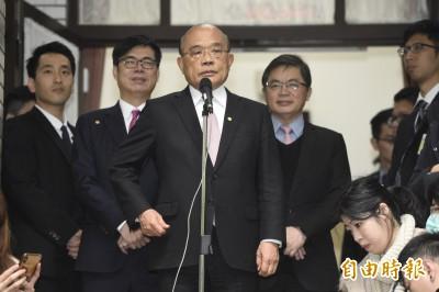 桃勤、華儲3董座被拔 蘇揆:任期屆滿下台