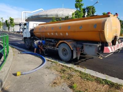 高雄水情不佳  每天釋出3.9萬噸回收水