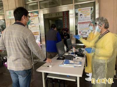 武漢肺炎》過去14天曾出國 台中榮總禁陪、探病