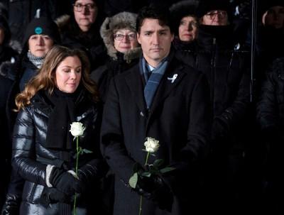 武漢肺炎》妻子發燒出現流感症狀 加拿大總理居家隔離