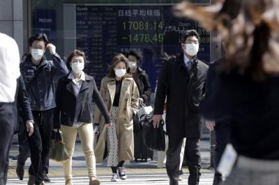 武漢肺炎》日本燒不停 北海道增8例東京增2例