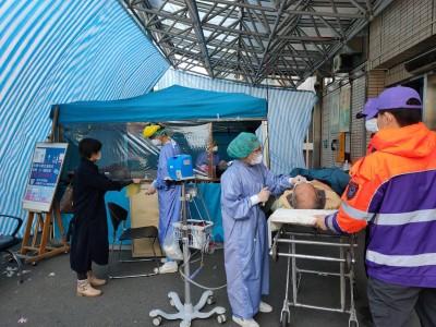 聖保祿防疫就醫新措施  14天內入境求診者送篩檢站