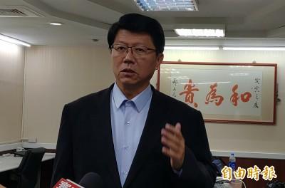 謝龍介遲未兌現承諾跳柳川 網友:柳川不想被污染