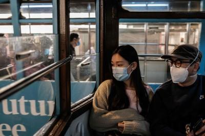 武漢肺炎》台、澳、中除外 香港對全球發布紅色旅遊警示