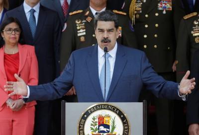 武漢肺炎》委內瑞拉確診增至33例 將實施全國隔離政策
