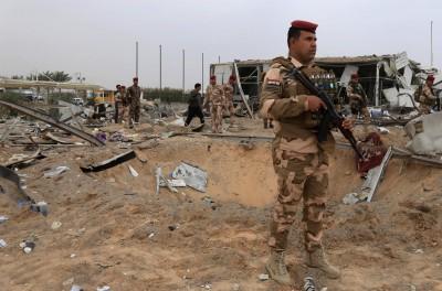 美軍駐伊拉克基地又被炸!過去一週就有3次