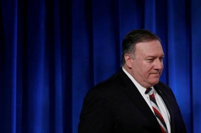 美方持續制裁伊朗 龐皮歐要求儘速釋放美國公民