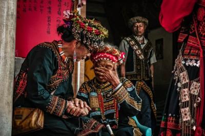 拍部落「淚中之愛」 排灣族男大生奪國家地理頻道攝影亞軍