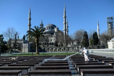 武漢肺炎》土耳其確診每日倍增 新增禁飛台灣等46國