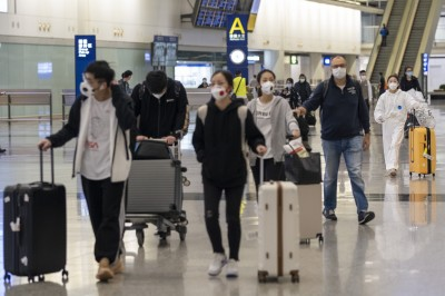 武漢肺炎》林鄭月娥宣布 非香港居民不得入境