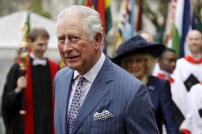 武漢肺炎》英王儲71歲查爾斯中鏢  夫婦在蘇格蘭隔離