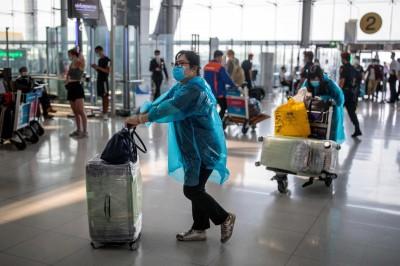 武漢肺炎》泰國26日起緊急狀態 禁止外國旅客入境