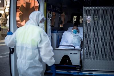 武漢肺炎》西班牙死亡超越中國!累計達3434例 全球第二