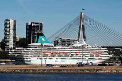 武漢肺炎》西澳洲拒2郵輪停靠 其中1艘乘客隔離在「監獄島」
