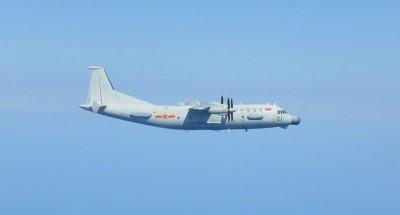 軍情動態》惡鄰居?共機飛入防空識別區 日、韓軍機緊急起飛