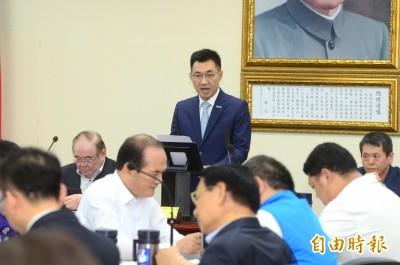 警告吳斯懷?江啟臣:不分區立委表現損及黨形象可註銷提名