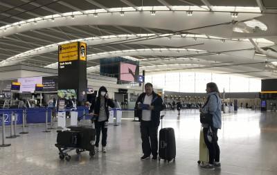 武漢肺炎》北京通報境外輸入確診 倫敦起飛經桃園轉機