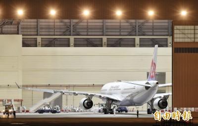 指定航班接回滯留湖北台人 陸委會:未涉及兩岸協商