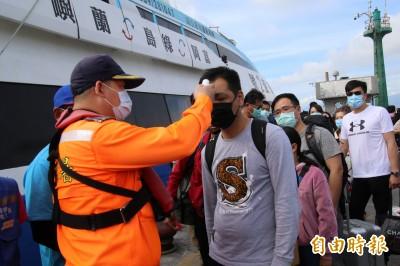 武漢肺炎》4月起所有交通場站量體溫 發燒禁搭大眾運輸