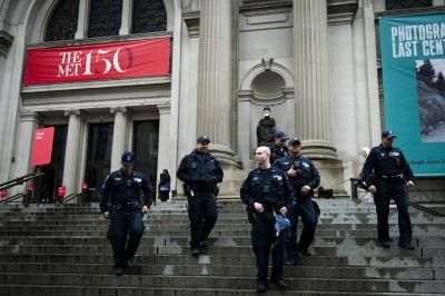 紐約州成全美最大疫區  紐約市警局已有236人確診...