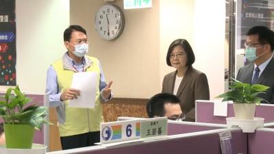 台灣防疫國際肯定 蔡英文:多國想和台灣交換經驗