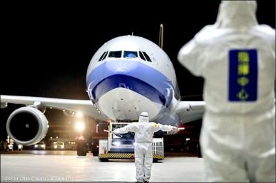 華航上海指定班機 對岸「反動員」要滯湖北台人不要搭