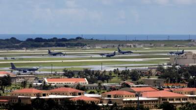 軍情動態》強化太平洋空優 美軍砸79億元擴建關島基地