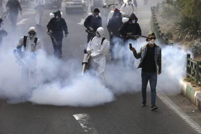 武漢肺炎》伊朗新增139死共2517人病故 禁止城市間交通往來