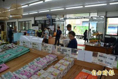花蓮宅配米訂單增2倍 米倉庫存滿到7月