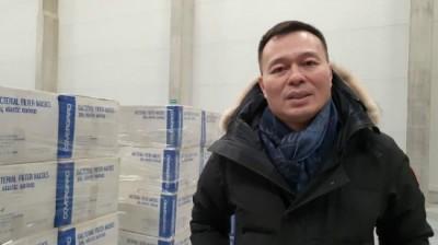 武漢肺炎》捷克查扣逾70萬片口罩 涉囤積中國僑領兼統戰幹部