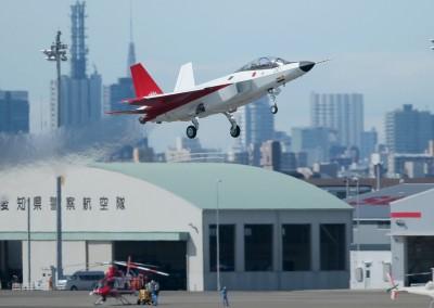 我全不要!日本拒各大軍火商方案 決定自製五代匿蹤戰機