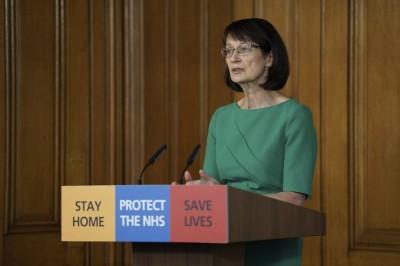 武漢肺炎》英國確診逼近2萬 衛生官員警告6個月後才能正常生活