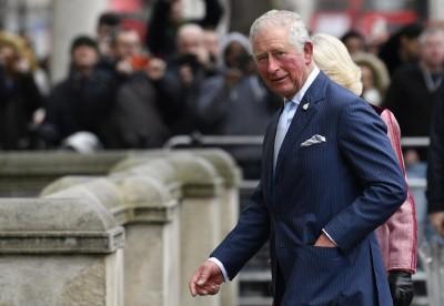 武漢肺炎》英國王儲確診才5天 查爾斯王子宣布解除隔離