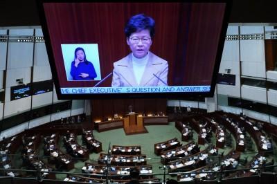 武漢肺炎》香港疫情太嚴峻 立法會大會宣布取消