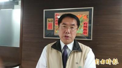 6都首長首發聲 台南市長黃偉哲支持台灣護照正名