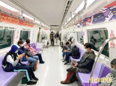 林佳龍宣布4/1大眾運輸強制戴口罩 桃園市:維持4/9不提前