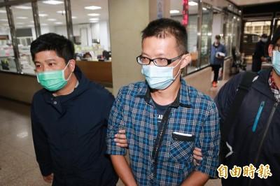 81名法學教授遭恐嚇 犯嫌羈押禁見