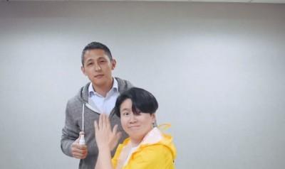 網路流行「洗手舞」 議員找吳怡農入鏡!