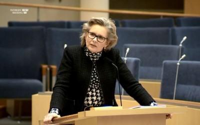 直球進逼!瑞典議員質詢總理:是否努力推動台灣加入WHO?