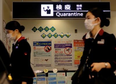 美駐日大使館示警:日本疫情將爆發 欲返國僑民「立即行動」