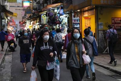 武漢肺炎》港大研究:呼氣可帶冠狀病毒 隔著口罩減至零