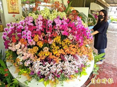 疫情衝擊花卉出口 農委會︰空運費每公斤獎勵30至70元