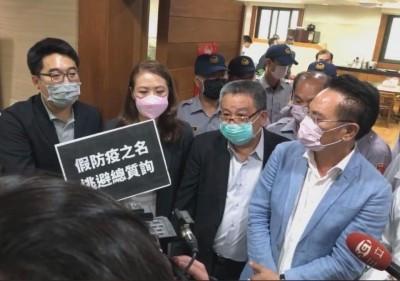 舉黃國昌罷免案為例 高閔琳:韓國瑜興訟恐搞烏龍