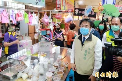 疫期減少外出採買 台南推傳統市場宅經濟