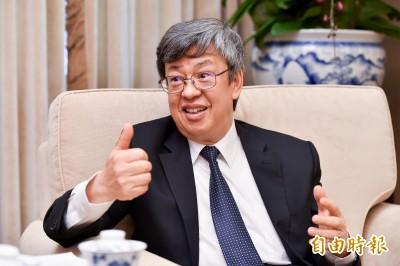 台灣抗疫成效不藏私 陳副總統與BBC分享經驗